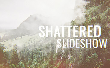 Shattered Slideshow