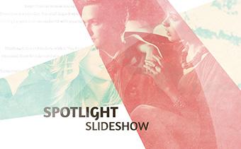 Spotlight Slideshow