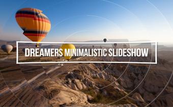 Dreamers Minimalistic Slideshow