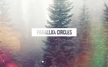Cercles de parallaxe