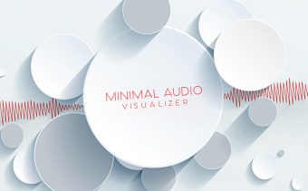 Minimal Audio Visualizer