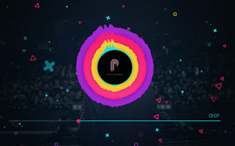 Sensitive Beats Music Visualizer