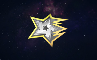 Shaking Starflight Logo Reveal