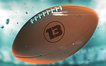 Despliegue de Logotipo Bolas Deportivas 3D