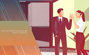 Animated Business Promotion