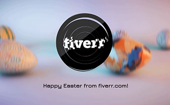 Easter Eve Greeting Card