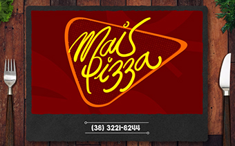 Restoran Menü Reklamı
