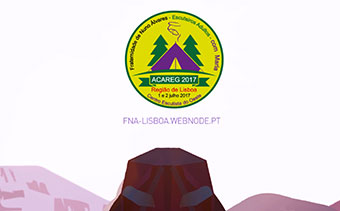 Hiking Adventurer Logo Reveal