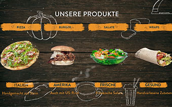 Promoción de Restaurante