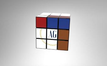 Logo Cube de Rubik