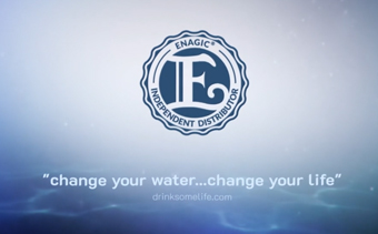 Freshening Water Logo Reveal