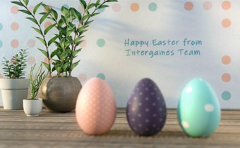 Видео-Поздравление Пасхальные Яйца