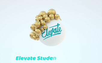 Magnetic Balls Logo Animation
