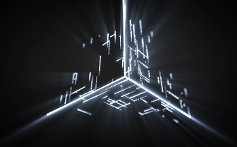 Imaginary Neon Cube