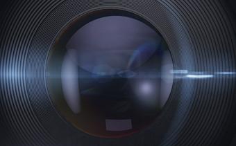 3D-Kamera-Logo-Reveal