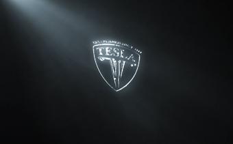 Logotipo Brilhante Cinematográfico