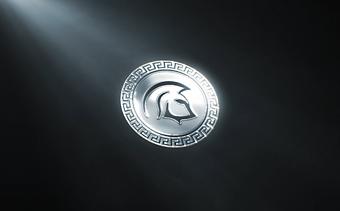 Sinematik Efektli Logo