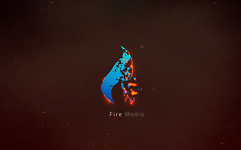 Flame Burst Logo