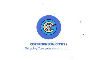 Logo Coloré de Mouvement Circulaire
