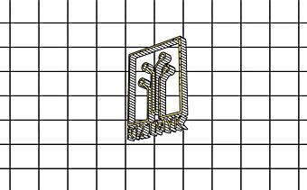 Logo Funky de los 80