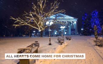 Real Estate Christmas Ad