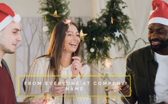 Corporate Christmas Message
