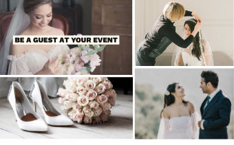 Full-Service Wedding Planner Promo