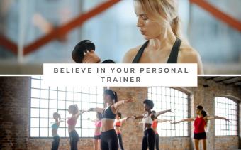 Fitness Trainer Promo