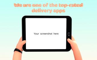 Online Ordering App Promo