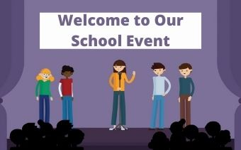 Back to School Event Promo