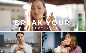 Eat What You Want Day Promo