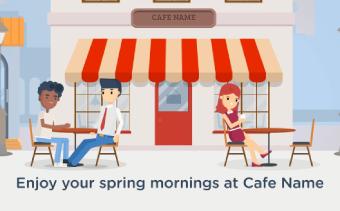 Promoção Café Ao ar Livre