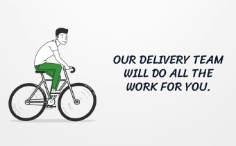 Delivery App Promotion