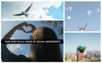 Live in Peace Social Movement