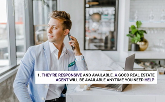 5 Signs of a Good Real Estate Agent
