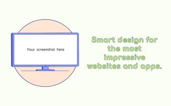 عرض خدمة تصميم الويب