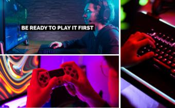 Game Teaser Trailer