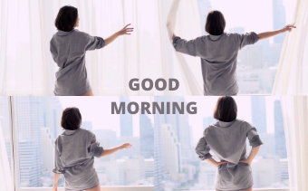 Good Morning Video Message