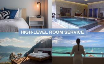 Minimal Hotel Promotion