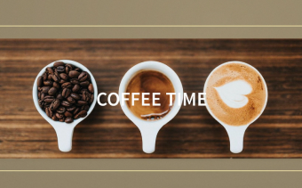 プレミアム喫茶店のプロモーションビデオ