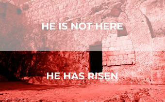 Resurrection Day Bible Verse