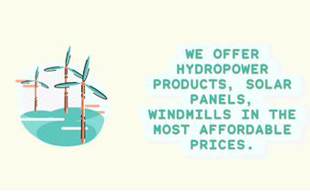 Erneuerbare Energietechnologien Promo