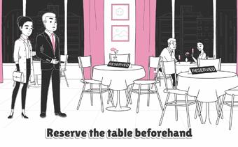 ترويج كافيه أو مطعم