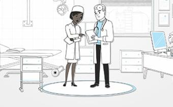 Promotion de l'application des soins de santé
