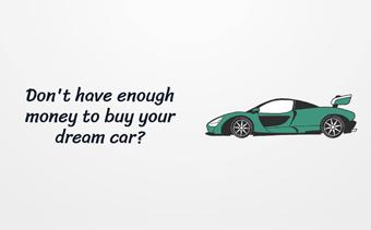 Promo de l'application de location de voitures