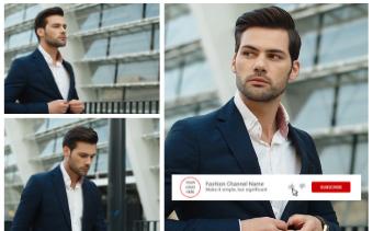 Men's Fashion Channel Intro