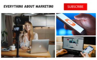 All Things Marketing Vlog Promo