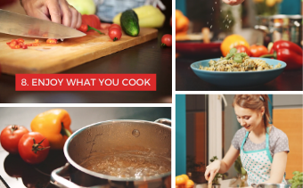 8 Basic Cooking Tips and Tricks