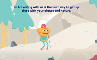 エクストリーム旅行会社の紹介動画