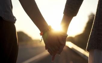 Main dans la main - Promo de la St-Valentin